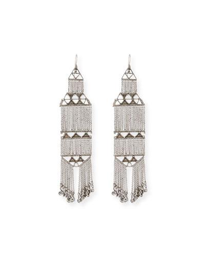 Marrakech Chain Earrings
