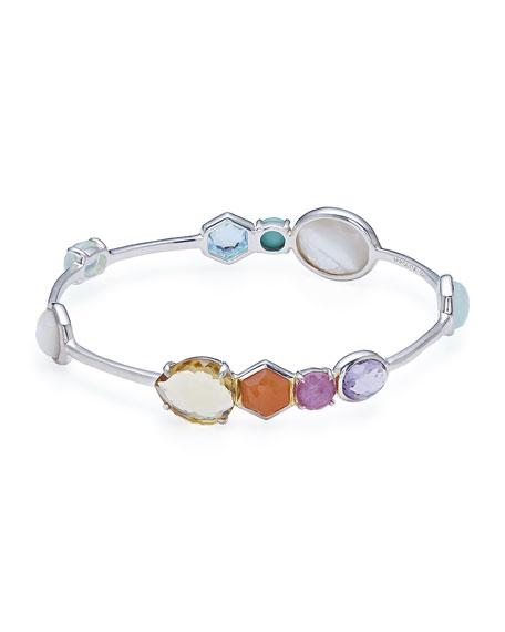 Ippolita 925 Rock Candy Station Bracelet in Harmony qohwJWL