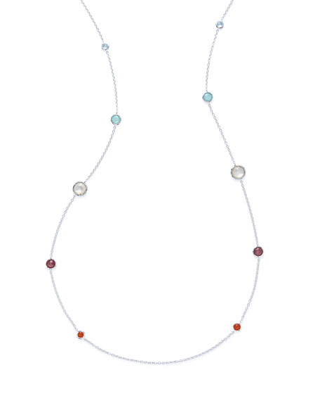 Rock Candy Lollipop Necklace