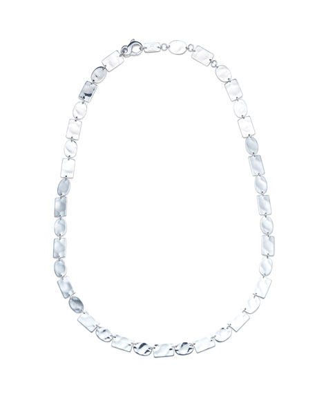 Ippolita Senso Mixed Disc Necklace, 20L