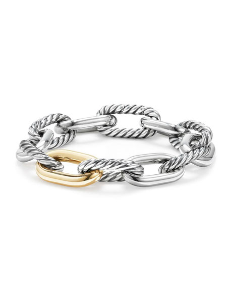 David Yurman Madison 18k Woman's Large Chain Link