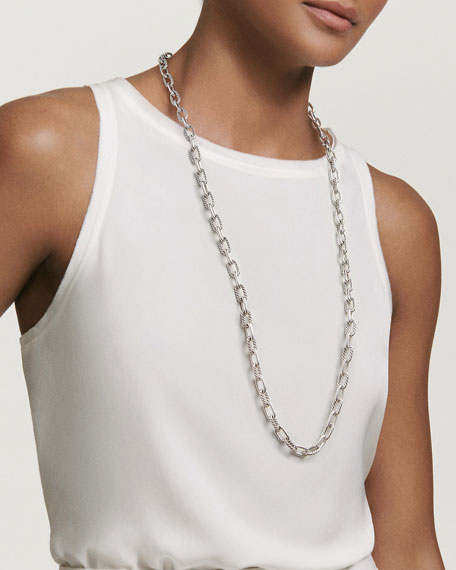Madison Chain Small Link Necklace, 8.5mm