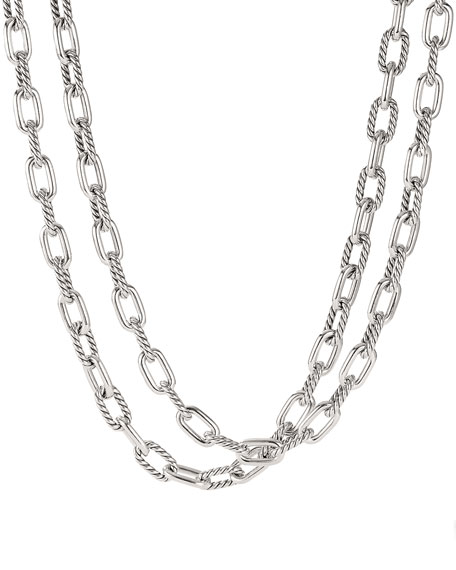 David Yurman Madison Chain Small Link Necklace, 8.5mm