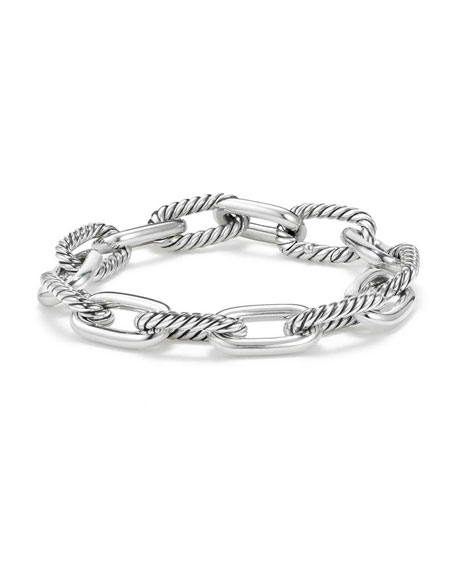David Yurman Madison Chain Medium Link Bracelet, 11mm