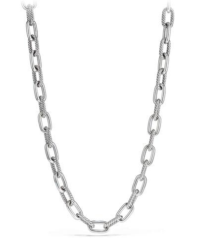 Madison Chain 11mm Medium Link Necklace, 18