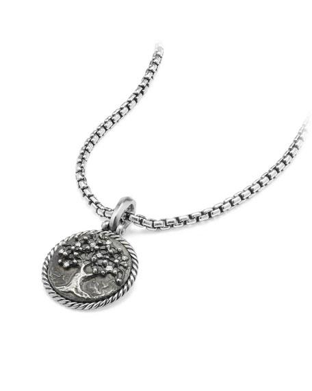 Tree of Life Diamond Amulet