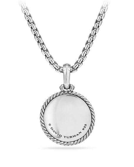 St. Christopher Diamond Amulet