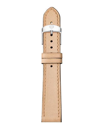 18mm Calfskin Watch Strap