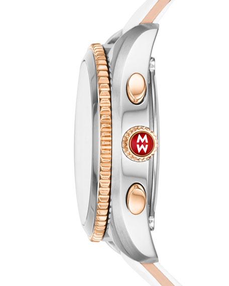 38mm Hybrid Smartwatch, Rose/Steel