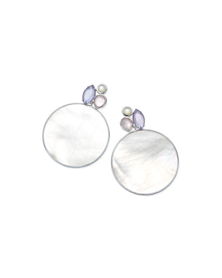 Ippolita Wonderland Doublet Drop Earrings in Primrose