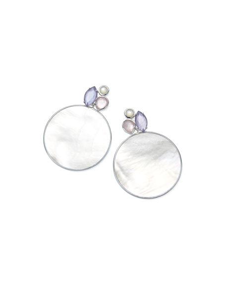 Wonderland Doublet Drop Earrings in Primrose