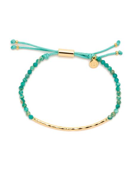 Power Gemstone Russian Amazonite Bracelet