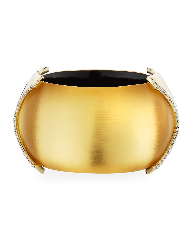 Alexis Bittar Large Dome Hinge Bracelet UuiGV