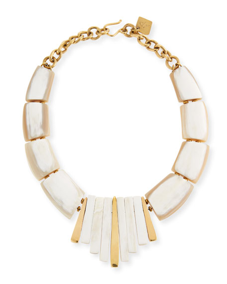 Ashley Pittman Karamu Chunky Collar Necklace