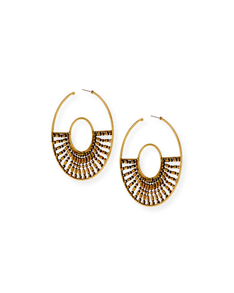 Auden Diego Hoop Earrings