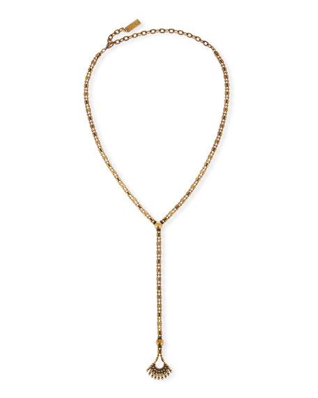 Santiago Lariat Necklace