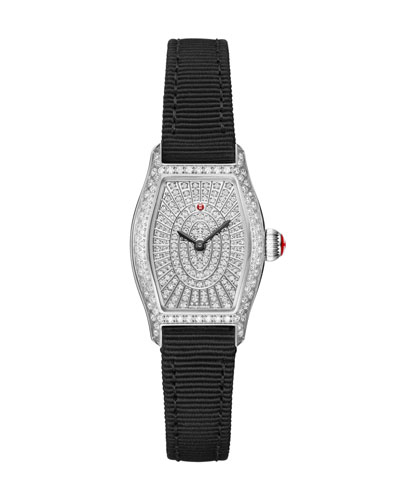 Croquette Diamond Pavé Watch