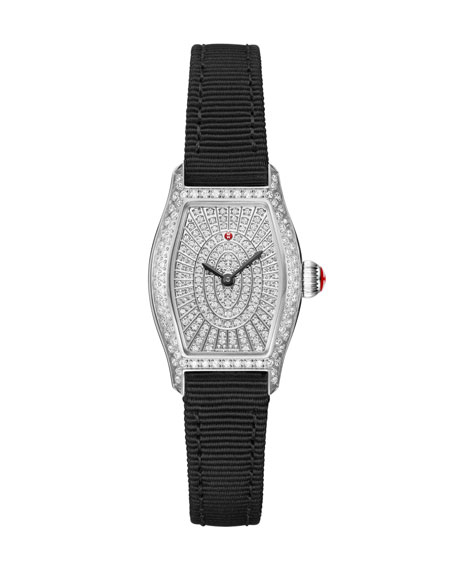 Croquette Diamond Pave Watch