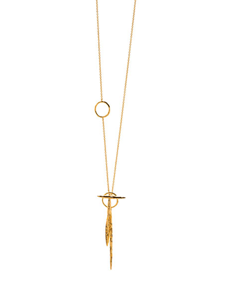 Nora Toggle Versatile Necklace