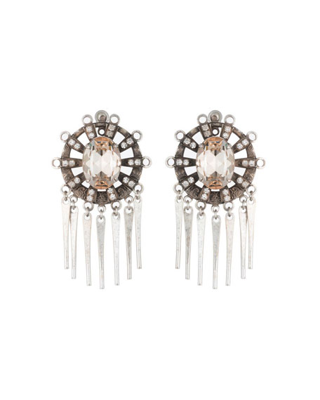 Lennyn Crystal Dangle Earrings