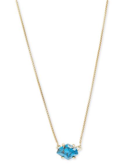 Ethan Stone Pendant Necklace