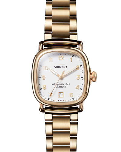 36mm The Guardian Chronograph Bracelet Watch, Two-Tone