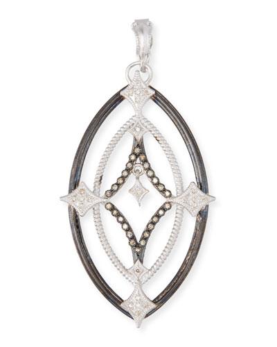 New World Crivelli Pendant w/ Diamonds