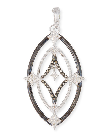 Armenta New World Crivelli Pendant w/ Diamonds