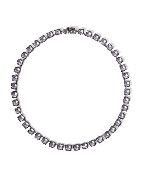 Bella Small Riviere Necklace, Ballet