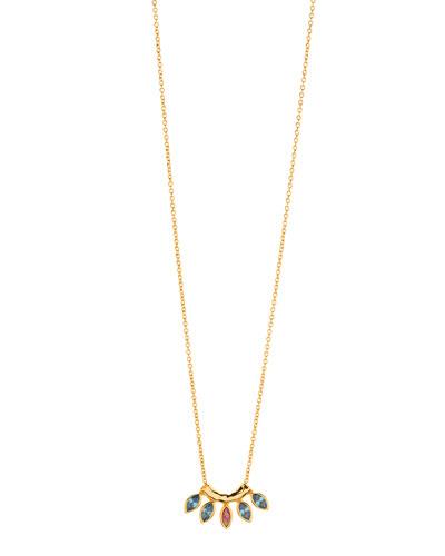 Rumi Burst Adjustable Necklace
