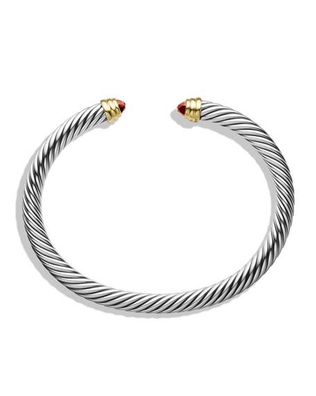 Cable Classics Bracelet w/ 14k Gold