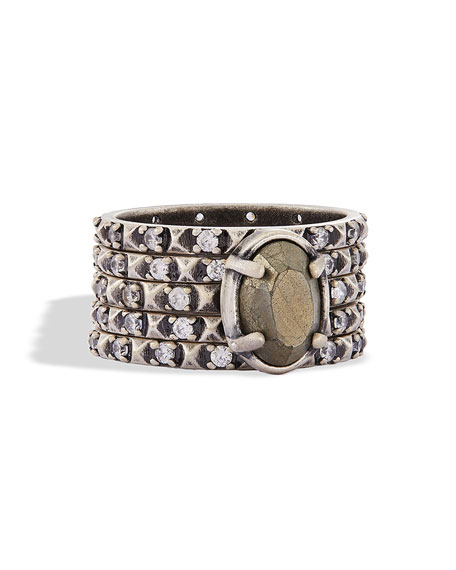Kendra Scott Reya Stacked Band Ring
