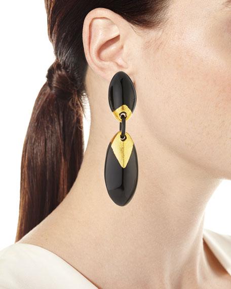 Statement Dangle Drop Earrings