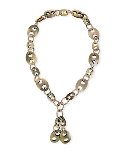 Marine Open-Link Necklace
