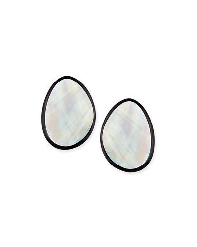Freeform Clip-On Statement Earrings