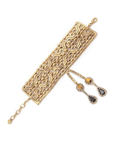 Laney Bracelet w/ Crystal Dangles