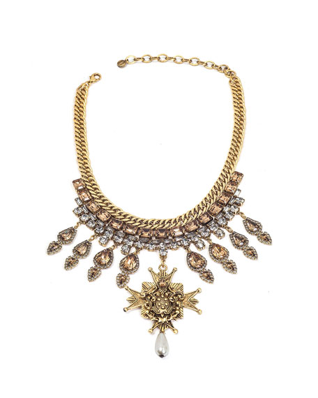 Dylanlex Smith Statement Necklace w/ Dangles