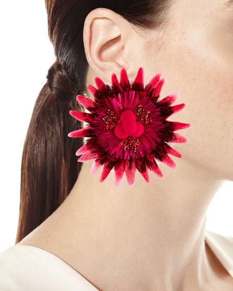 Ranjana Khan Joatinga Clip-On Earrings