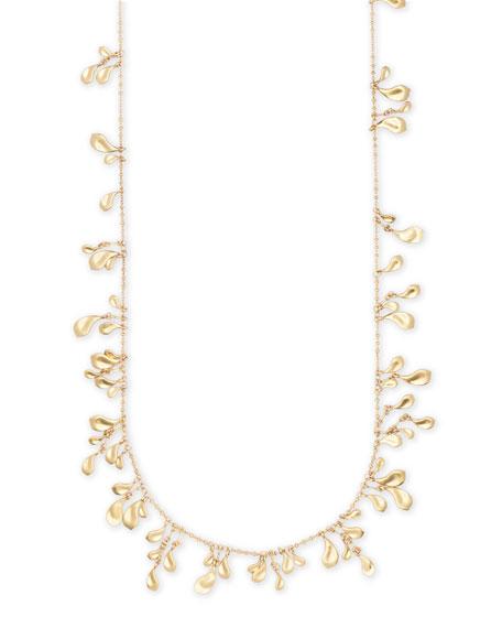 Bella Long Dangle Necklace