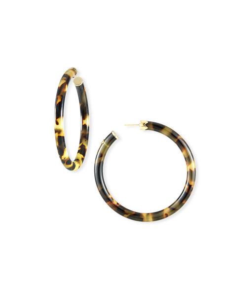 Caftan Hoop Earrings