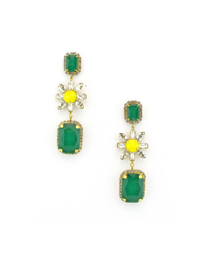 Graham Dangle Earrings