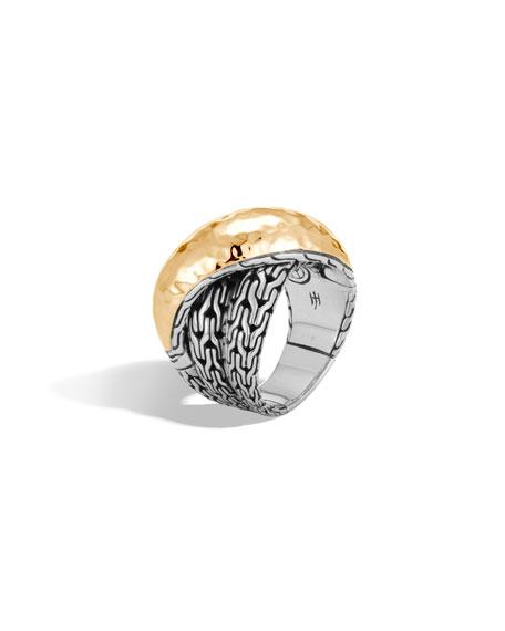John Hardy Classic Chain 18k Gold & Silver