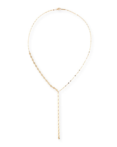 14k Kite Remix Y-Necklace