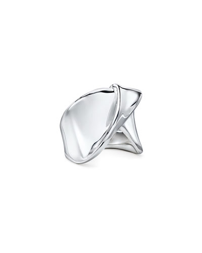 Classico Folded Ribbon Ring