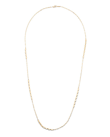 "Lana 14K GOLD KITE REMIX NECKLACE, 30""L"