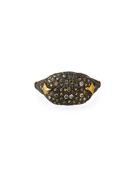 Armenta Old World Diamond Pave Cocktail Ring
