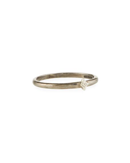 Armenta NEW WORLD SINGLE DIAMOND CRIVELLI RING
