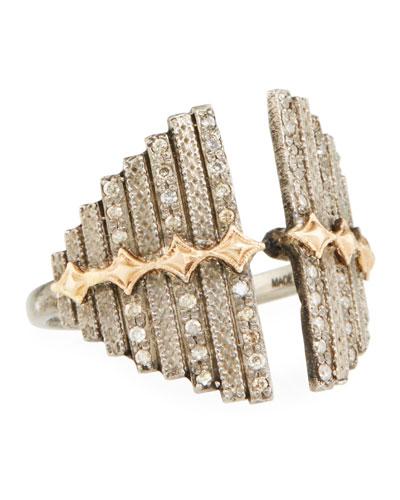 New World Diamond Crivelli Bar Ring