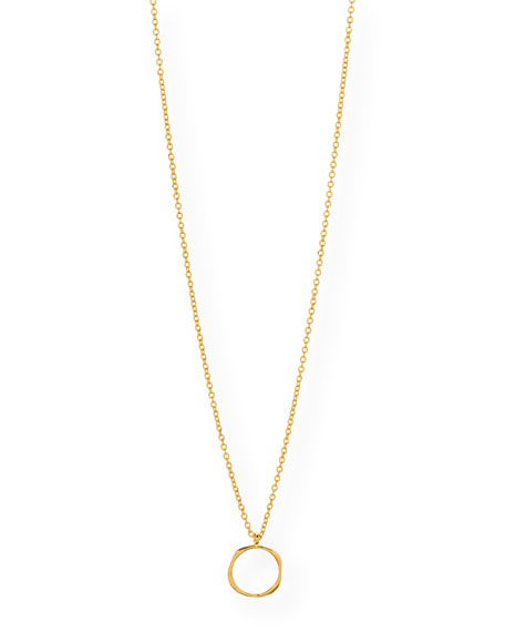 gorjana Quinn Delicate Pendant Necklace