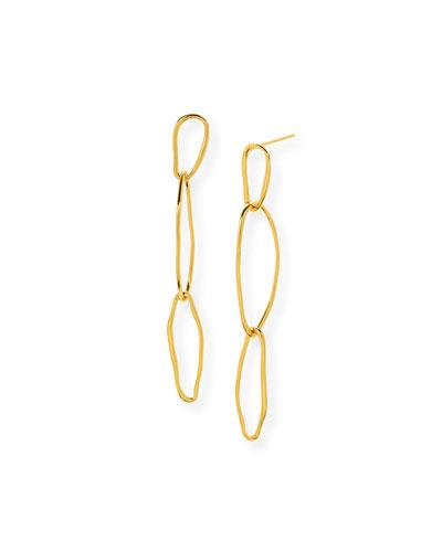 Rowan Link Drop Earrings